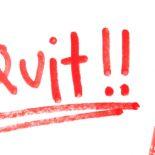 Blog I Quit